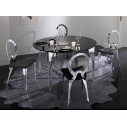 Tavolo con sedie moderno